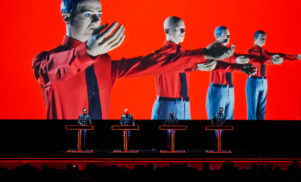 "Kraftwerk set to release a ""3D album"" later this year"