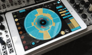 Patterning: The iPad drum machine that wants us to think in circles