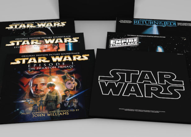 Sony Classical announces vinyl box set of Star Wars soundtracks