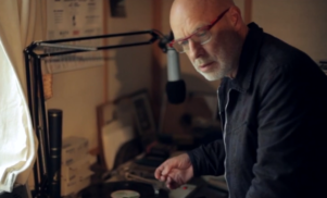 Watch Brian Eno explore the John Peel archive