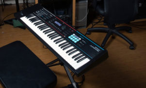 Roland updates Juno line with DS synths