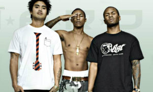 Pharrell hints at new N.E.R.D. album