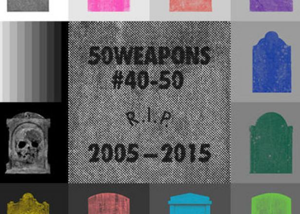 50 Weapons announce final releases featuring Shed, Monolake and more