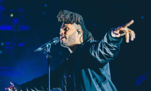 Watch The Weeknd perform his new album at the Apple Music Festival