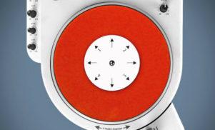Check out the 7″ Portable Scratcher concept design