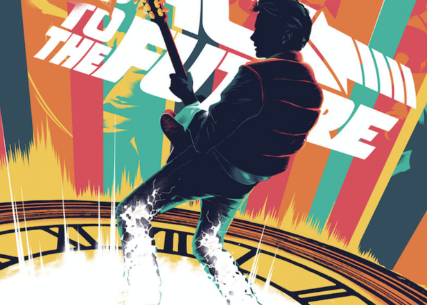Mondo preps vinyl soundtrack reissues for Back To The Future trilogy