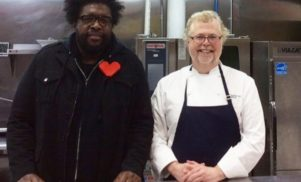 Questlove has written a book about food