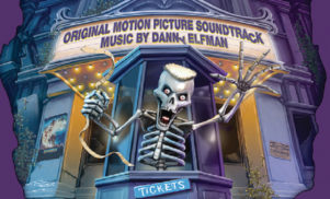 Danny Elfman's Goosebumps soundtrack to be released on vinyl