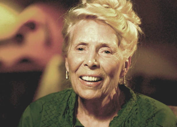 "Joni Mitchell is ""making good progress,"" according to Judy Collins"