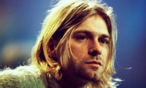 Hear an early version of 'Sappy' from the posthumous Kurt Cobain album