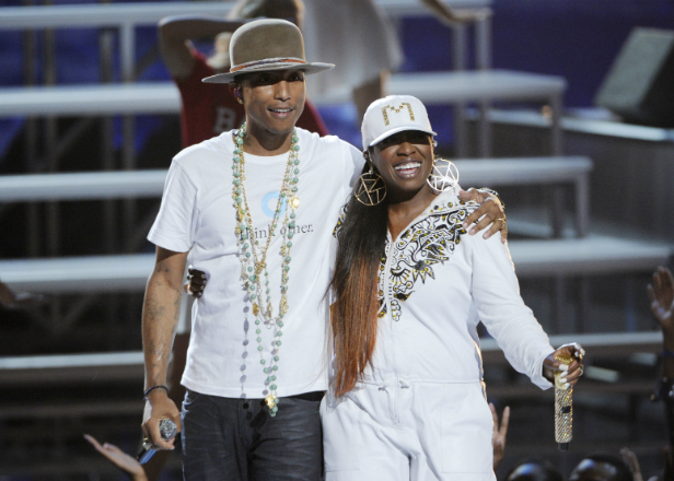 Missy Elliott previews Pharrell collaboration 'WTF (Where They From)'