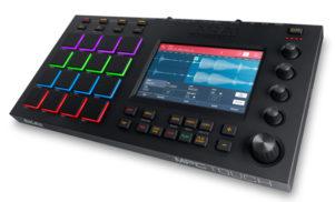 Akai's latest take on the MPC has a touchscreen