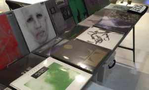 "Ninja Tune, PAN and Diagonal selling ""future artefacts"" in London this weekend"