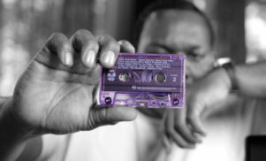 Get On Down team with Raekwon for Only Built 4 Cuban Linx purple tape reissue