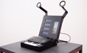 The Prankophone is a synth for making prank calls