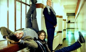 Avant-jazz trio Ambiq return with Ambiq 2, share skewed lounge of 'Mytoprill'