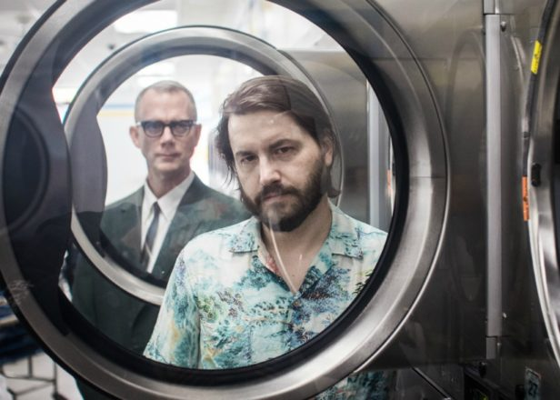 Matmos' new album Ultimate Care II is sampled entirely from a washing machine