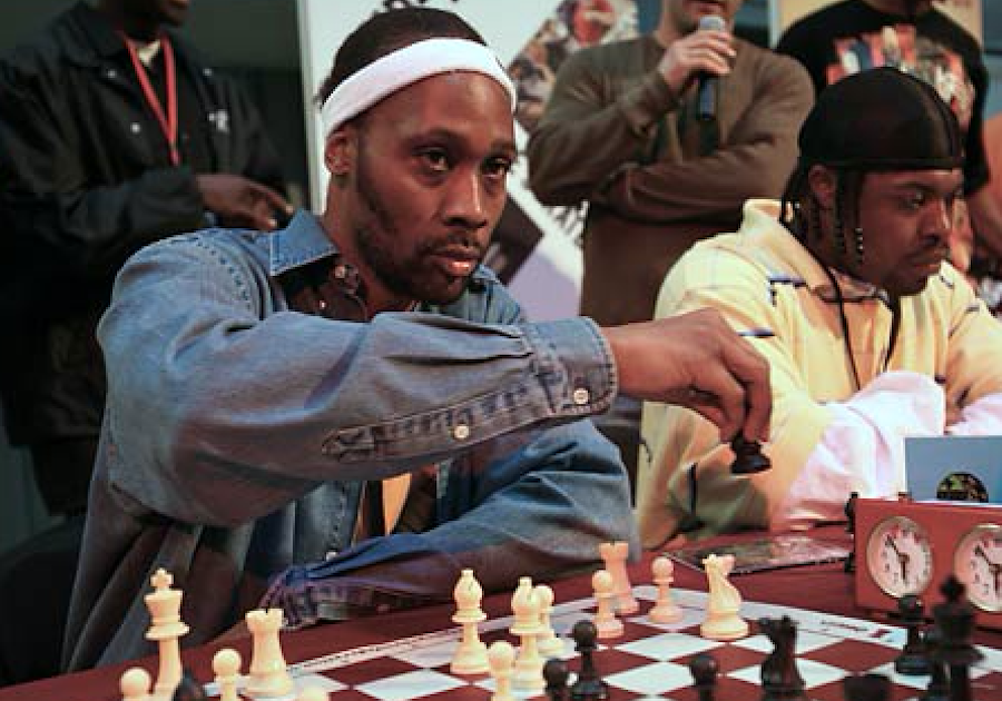 Rza Funds Chess Program For At Risk Youth In St Louis