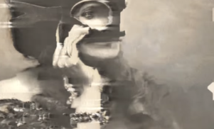 Rioux scrambles historical artifacts in glitched-out video for 'Evolver (Return)'