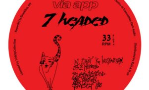 Via App does disjointed techno on '7 Headed' 12″ for 1080p