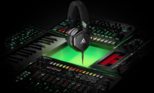 Roland expands AIRA line with M-100 headphones