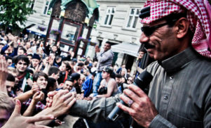 Omar Souleyman releases 12″ on The Trilogy Tapes and Palace's joint label