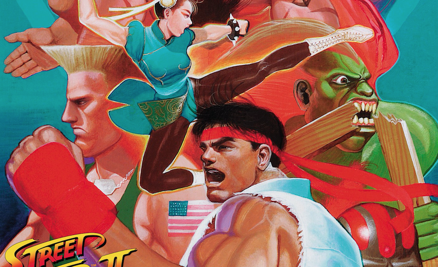 FACT meets the team behind the definitive soundtrack to Street Fighter II