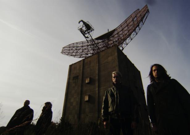 Pop. 1280 announce new LP Paradise on Sacred Bones, share 'Pyramids of Mars'