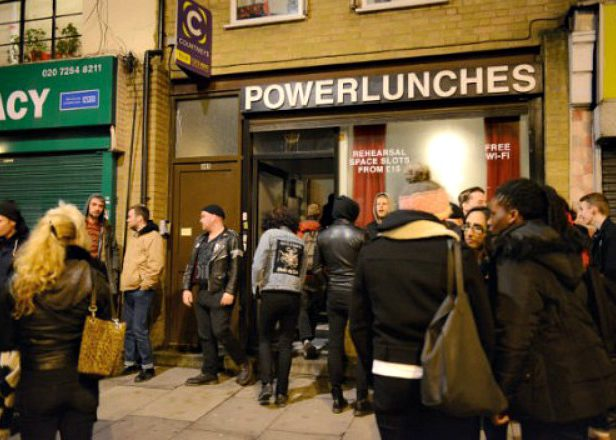 Dalston venue Power Lunches closing down