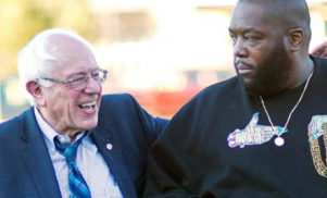 Watch Killer Mike and Bernie Sanders talk gun control, Gucci Mane and more