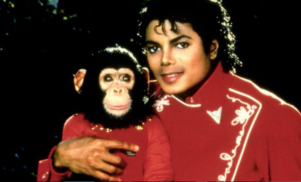 Biopic about Michael Jackson's chimpanzee tops Blacklist screenplay survey