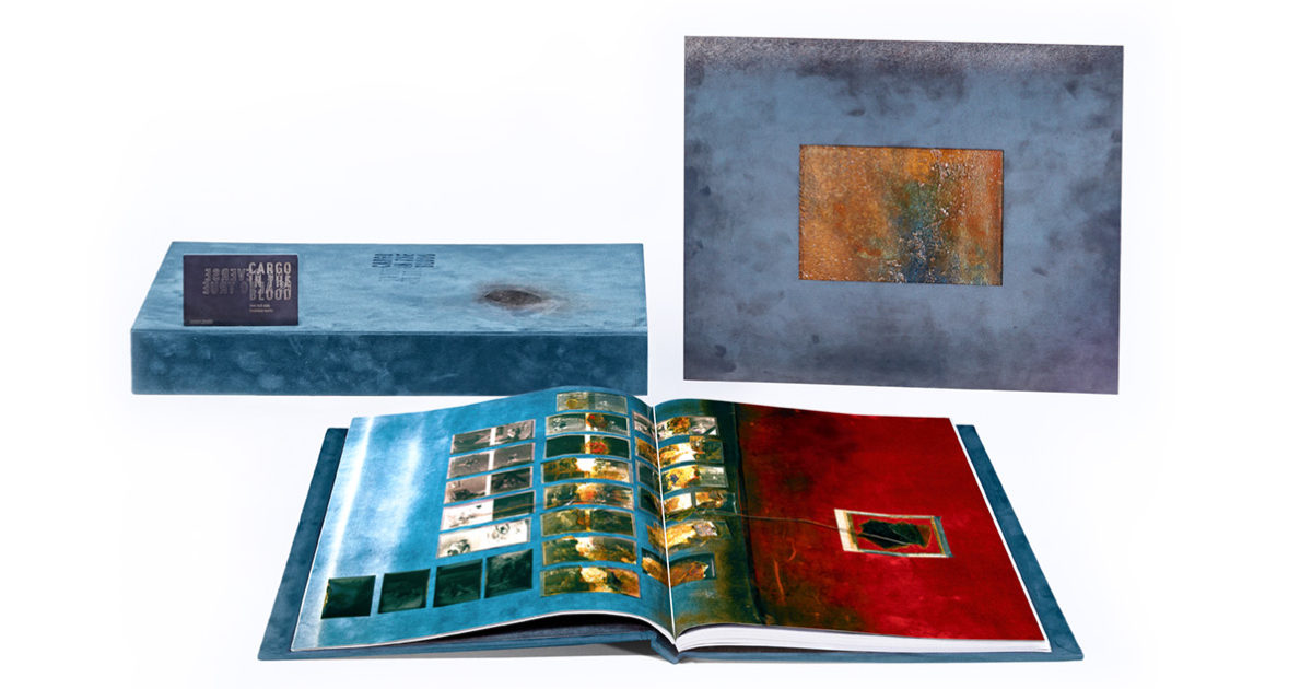 Nine Inch Nails announce Cargo In The Blood art book - FACT Magazine ...