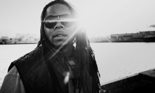 "Chicago rapper King Louie shot, reportedly ""awake and talking"""