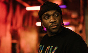 Pusha T takes over FACT's Instagram