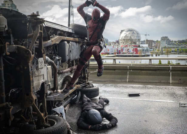 Hear Mad Max and Miami Vice meet on Junkie XL's Deadpool score