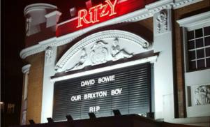 Watch fans celebrate David Bowie in Brixton
