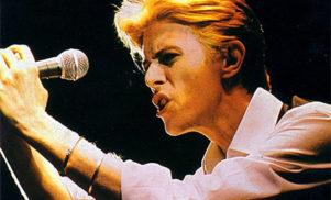 JD Twitch records David Bowie tribute mix