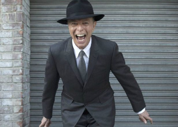 David Bowie's final photo shoot