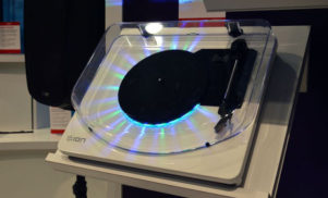 ION Audio unveils two flashing turntables