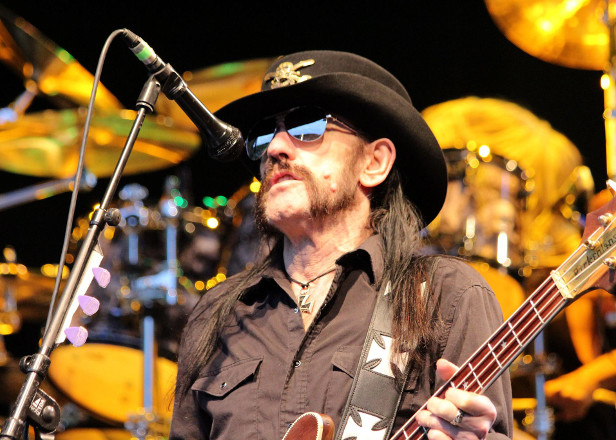Lemmy's funeral to be livestreamed on YouTube