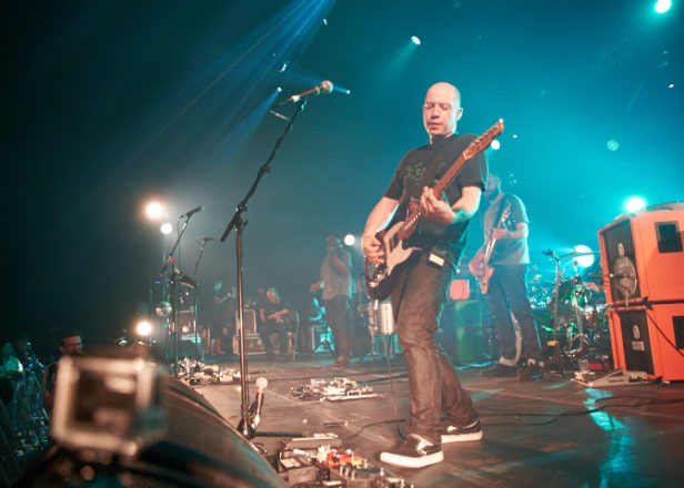 Mogwai return with soundtrack to nuclear documentary Atomic