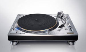 The new Technics SL-1200 is finally here