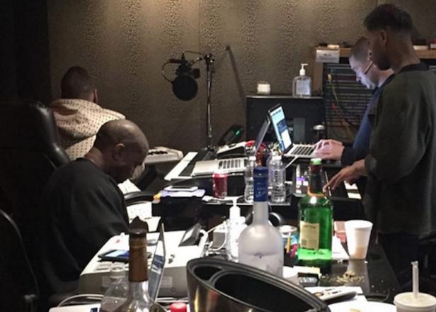 Kanye West begins work on new album Turbo Grafx 16