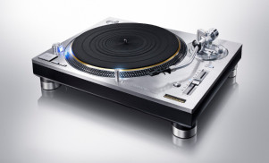 Technics explains why the new SL-1200 turntable costs $4000