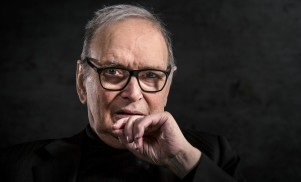 Ennio Morricone announces first UK show outside London