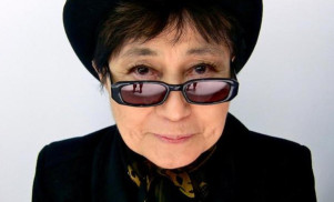 Yoko Ono hospitalized after possible stroke