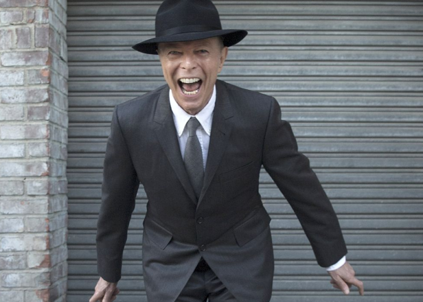 Watch the first episode of David Bowie's Blackstar Instagram mini-series