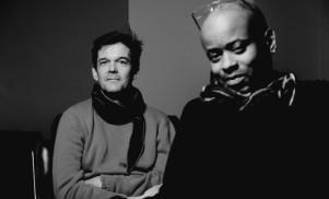 Juan Atkins and Moritz von Oswald return as Borderland with Transport LP