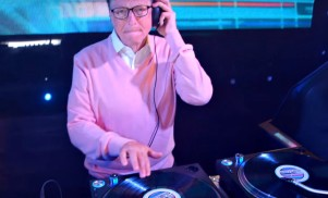 Bill Gates launches DJ career, responds to Beyoncé shout-out