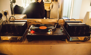 London vinyl bar lets you play records on Martin Hannett's soundsystem